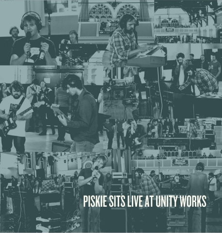 Piskie Sits Live At Unity Works, Wakefield, Long Division 2014. Recorded by Greenmount Studios and released by Philophobia Music
