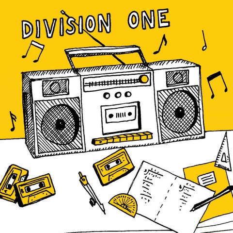 Division One Long Division Compilation Album 2013