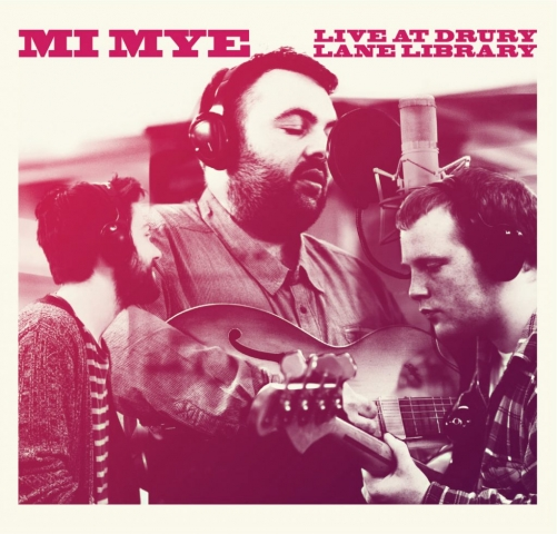 Mi Mye Live At Drury Lane Library, Wakefield, during Long Division Festival. Recorded 2013 by Greenmount Studios